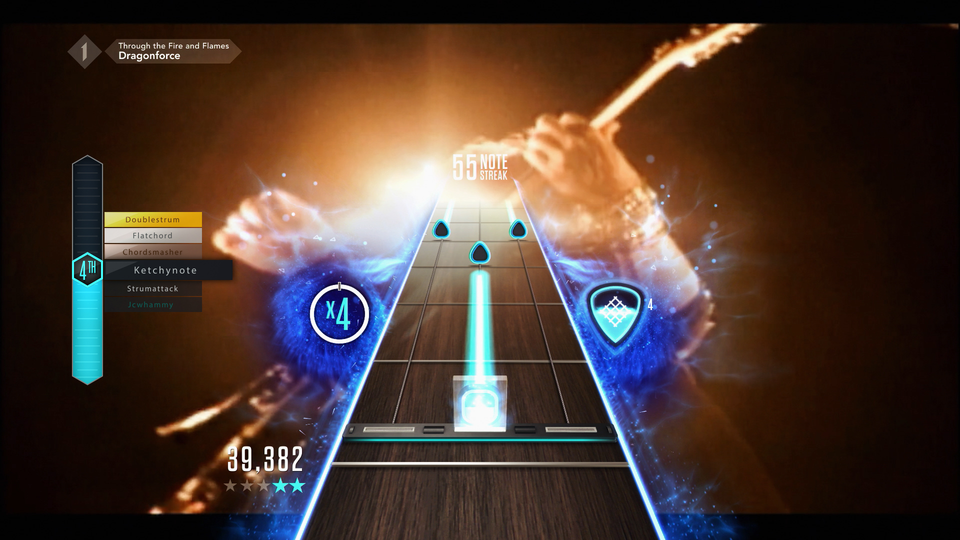Guitar Hero Live Ghtv Shred A Thon Welcomes Dragonforces Through