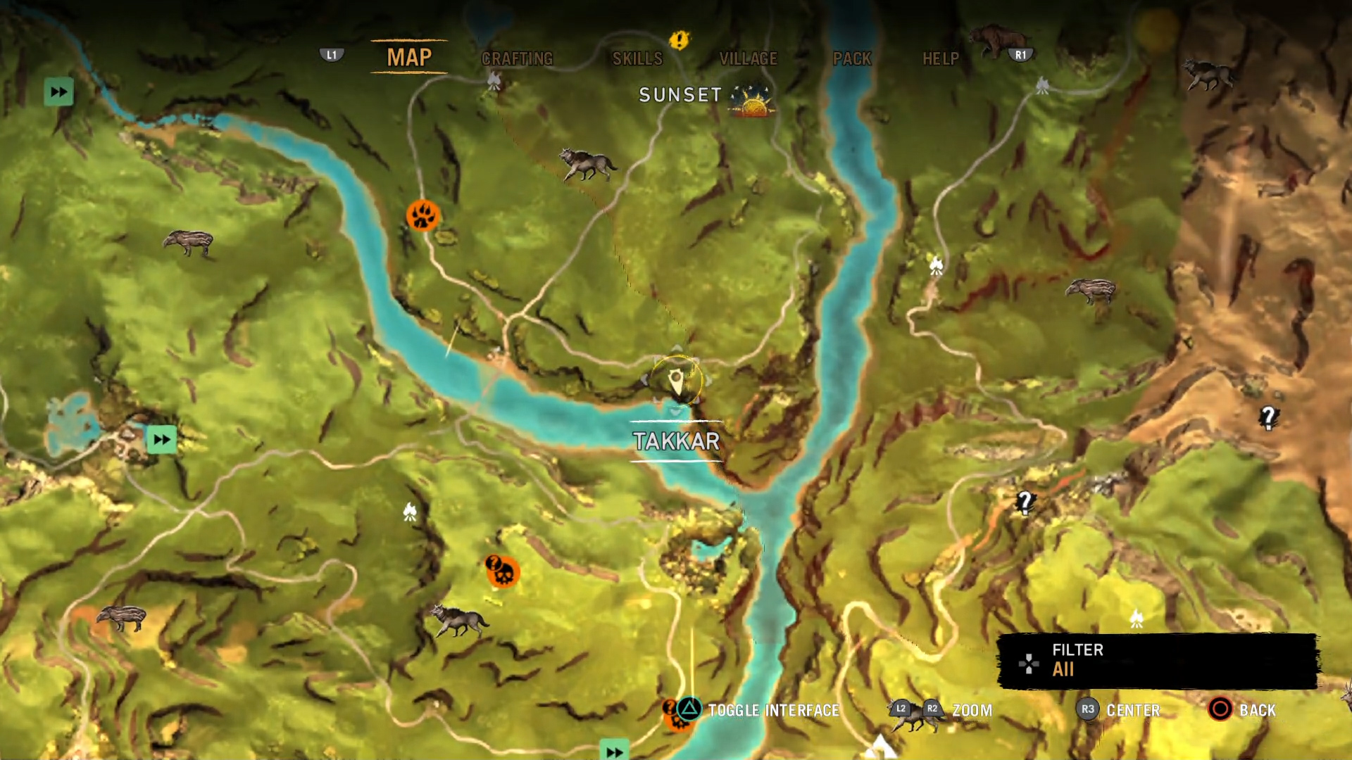 Far Cry Primal Hunter Cache Locations And Guide Shacknews