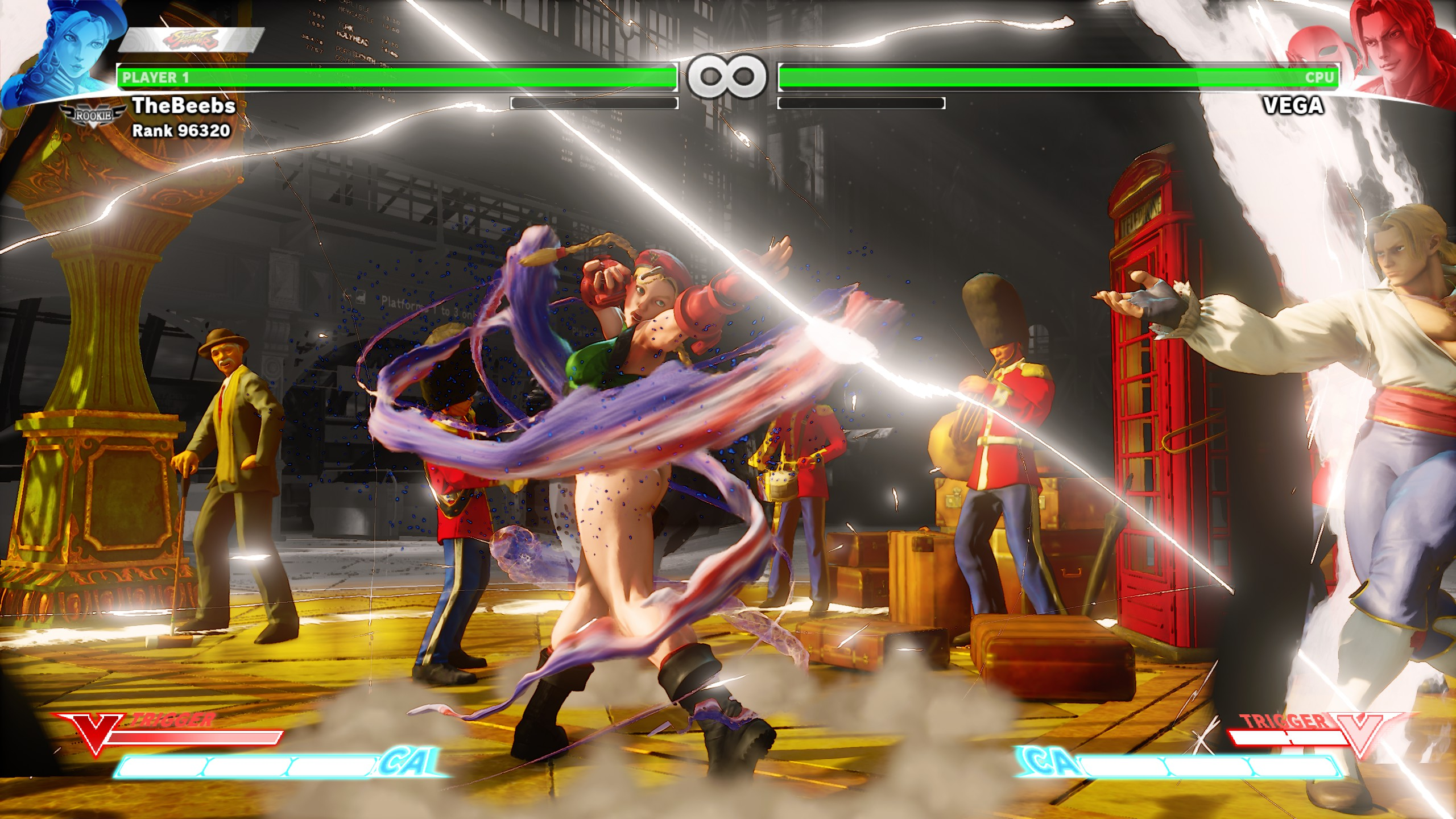 Street Fighter V: How to Use V-Trigger Attacks | Shacknews