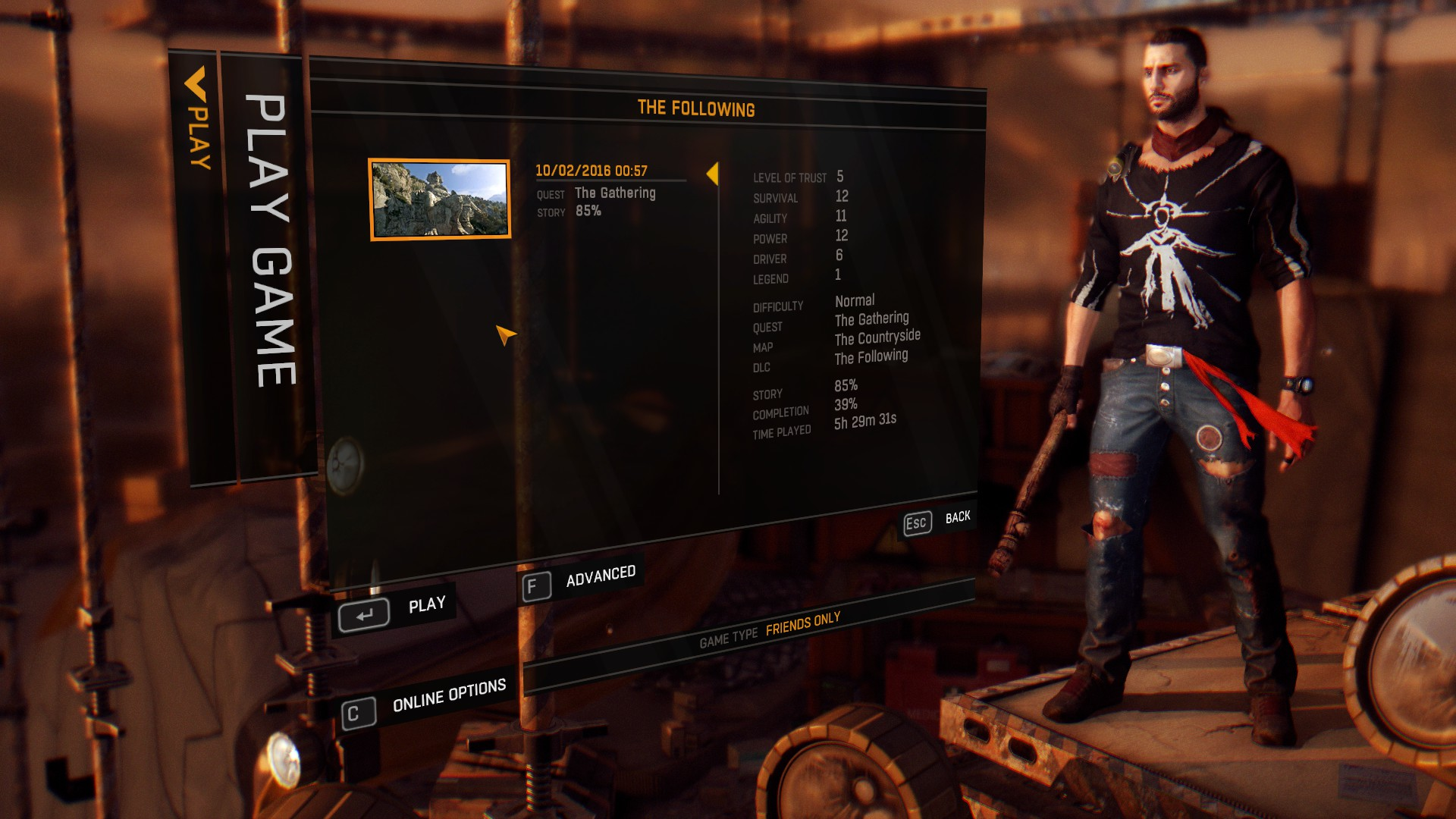 How to Start Dying Light: The Following DLC | Shacknews
