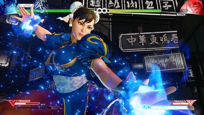 Street Fighter V How To Use V Trigger Attacks Shacknews