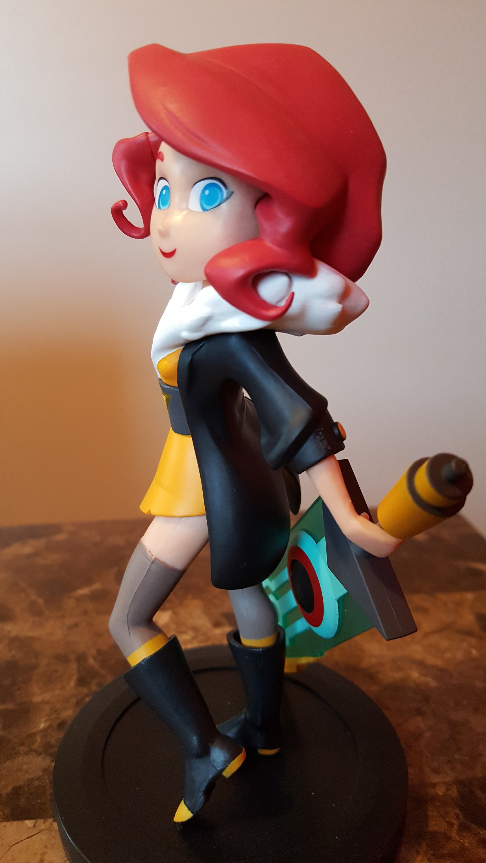 Transistor S Red Figure Is Absolutely Perfect Shacknews