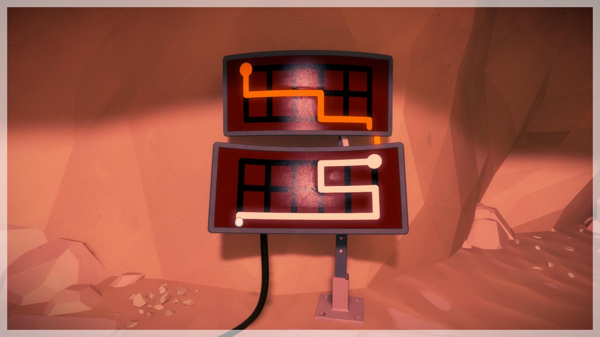 the witness how to solve bunker elaevator