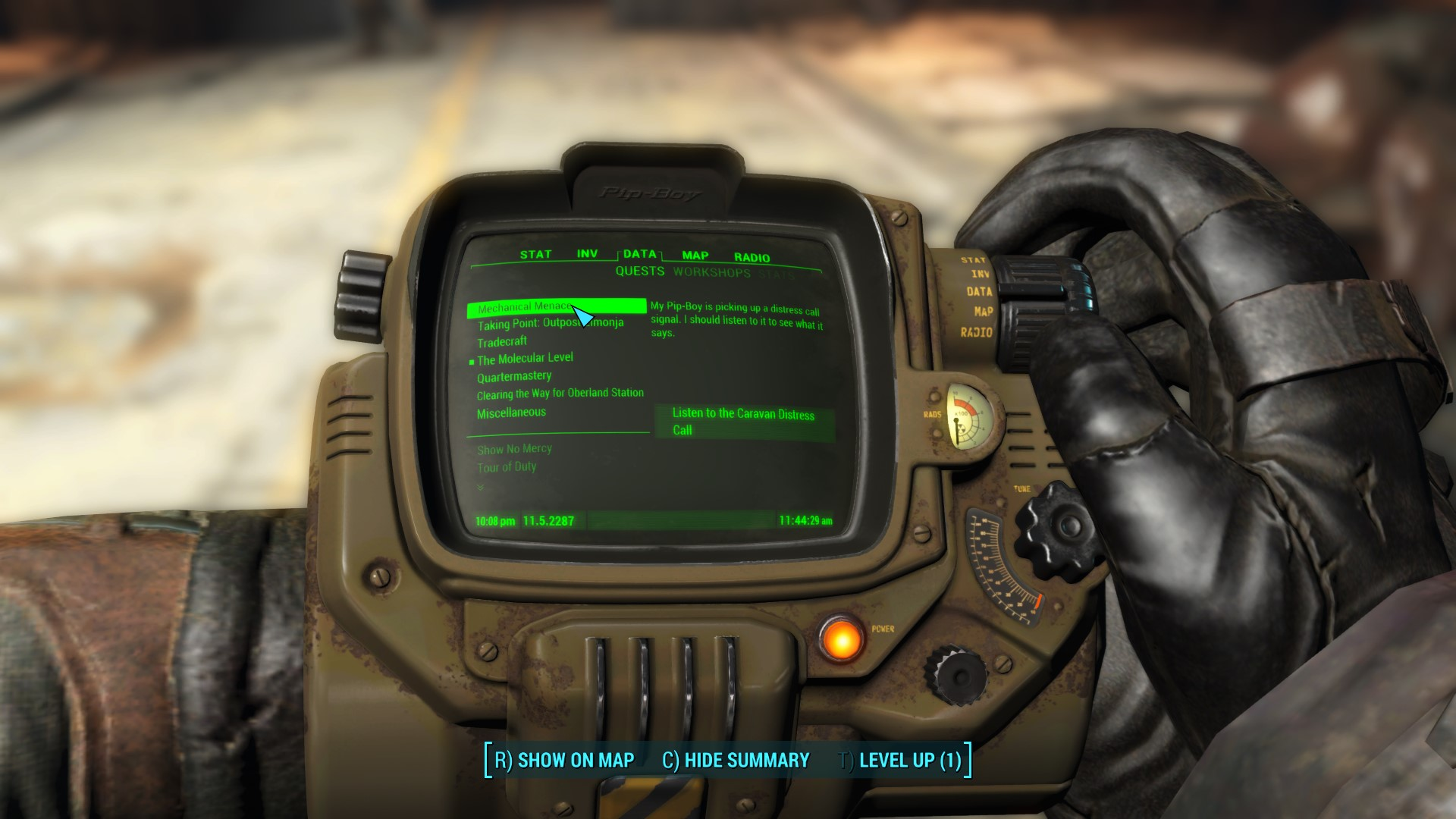 How to Start the Automatron DLC in Fallout 4 | Shacknews