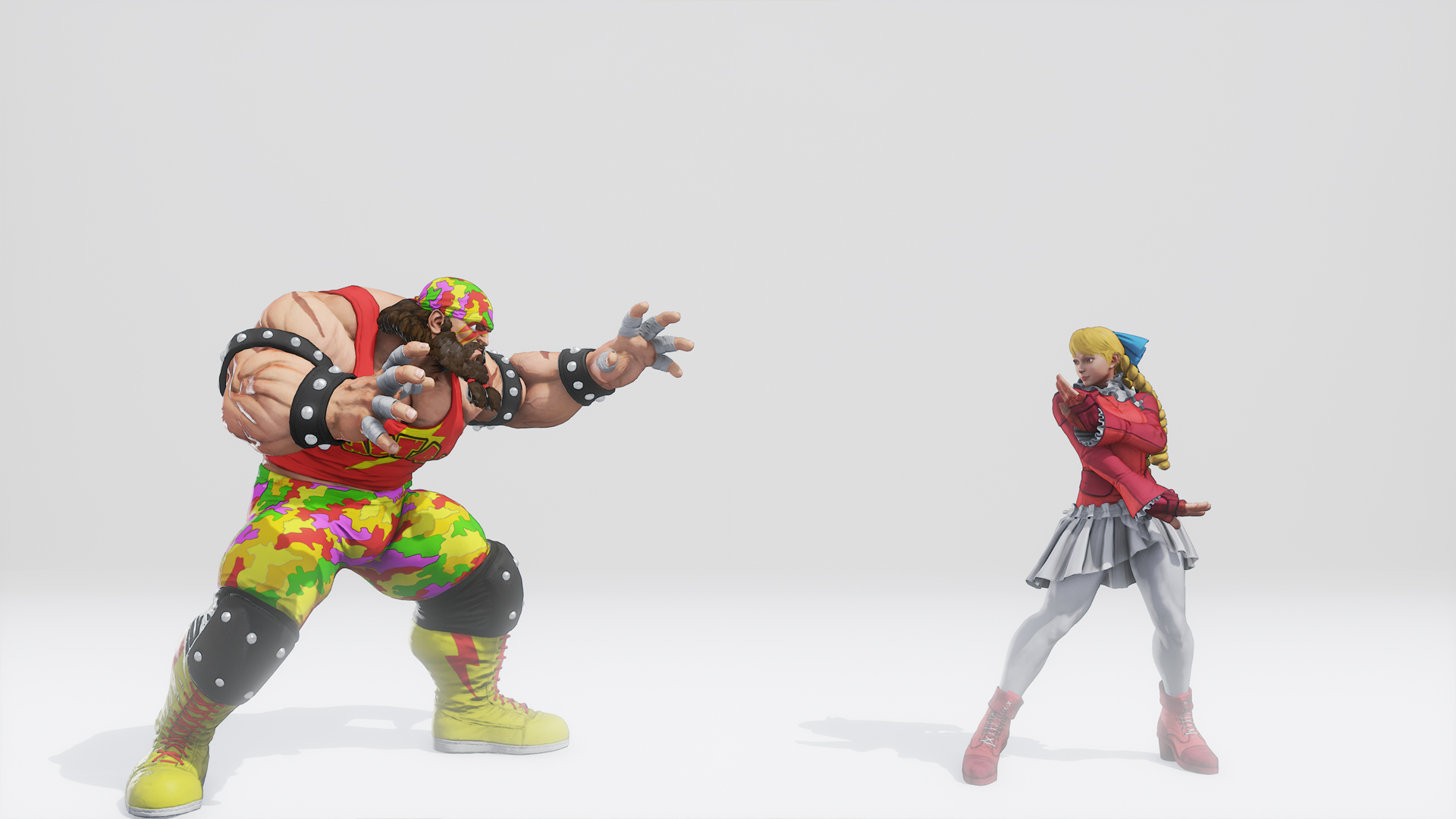 New Street Fighter 5 Costumes Leak Ahead Of March Update Shacknews