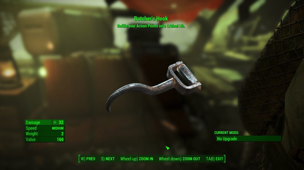 fallout 4 unarmed weapons