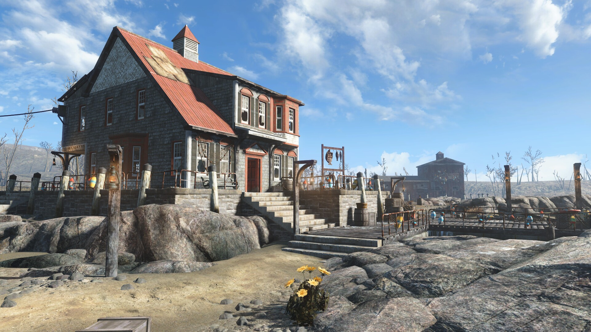 How To Start The Far Harbor Dlc In Fallout 4 Shacknews