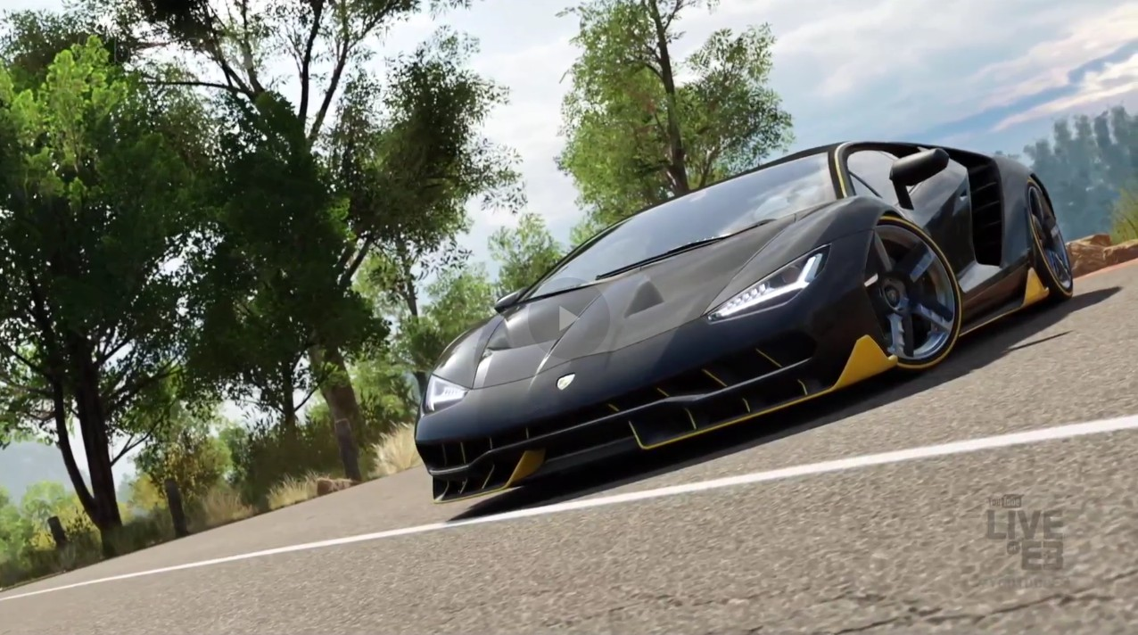 E3 2016 Forza Horizon 3 Announced For Xbox One And Windows 10