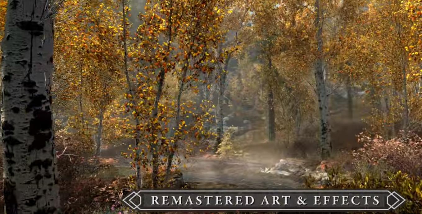 E3 2016 Bethesda Announces Skyrim Special Edition For Ps4 Xbox One Sony