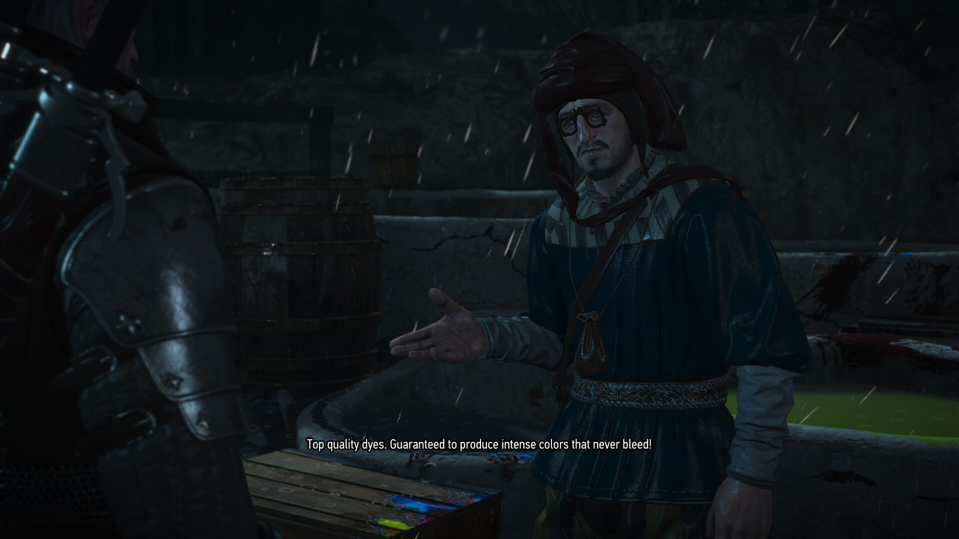 The Witcher 3: Blood and Wine - How to Get Armor Dyes