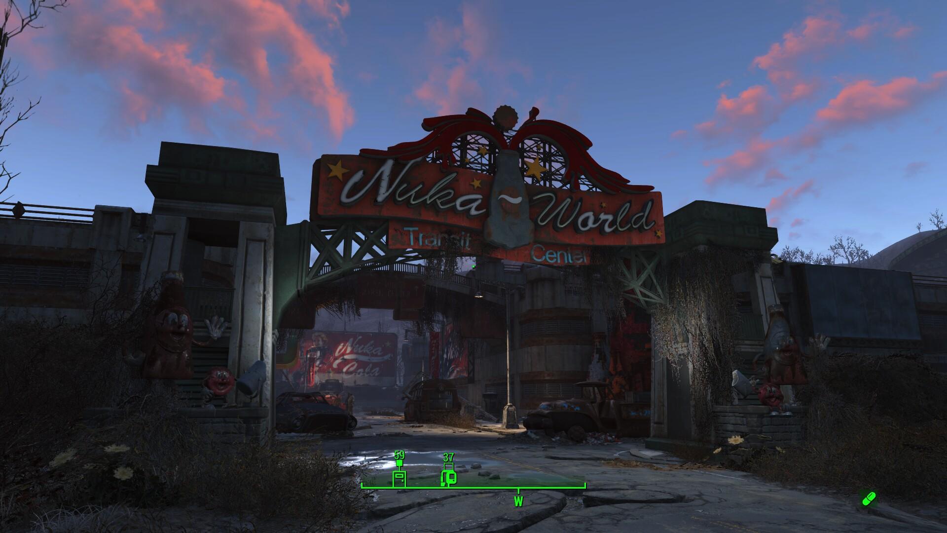 Fallout 4 How To Start The Nuka World Dlc Shacknews