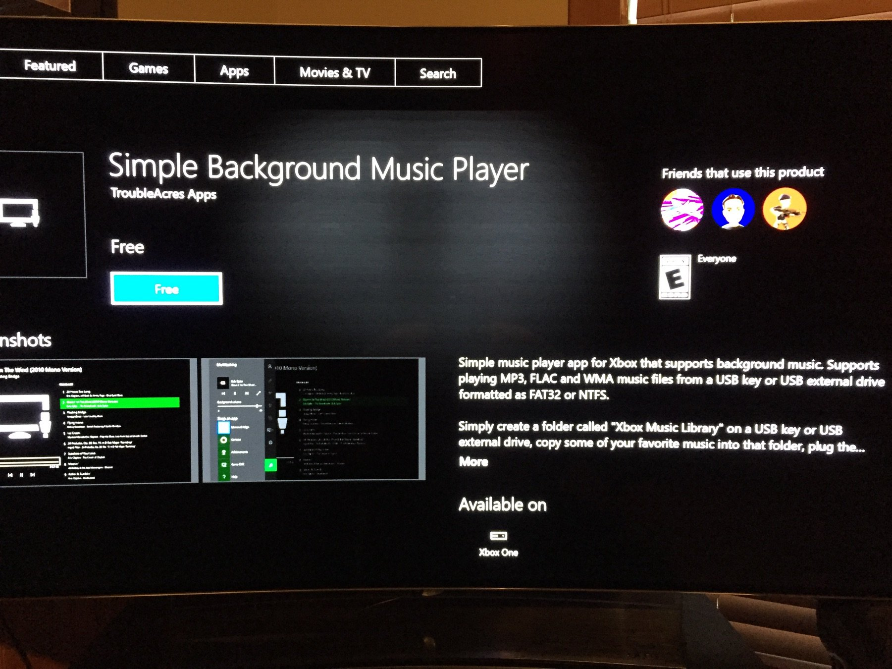 Xbox One background music playback now a reality | Shacknews