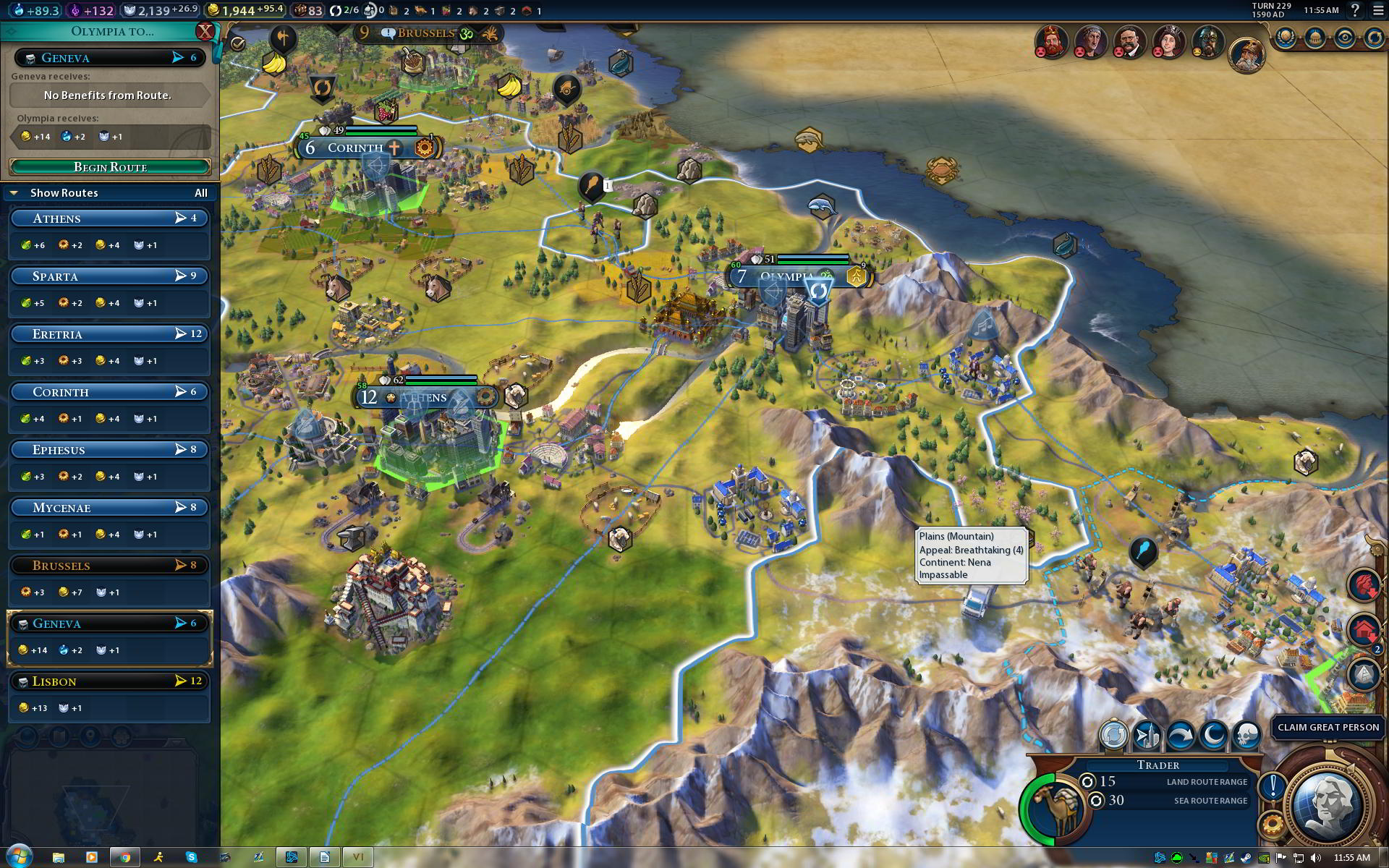 Civilization 6 preview making the new familiar and fun shacknews ive been a fan of civilization games for some time not only as a turn based strategy nut but also as a history buff i played through civ 4 too much gumiabroncs Images