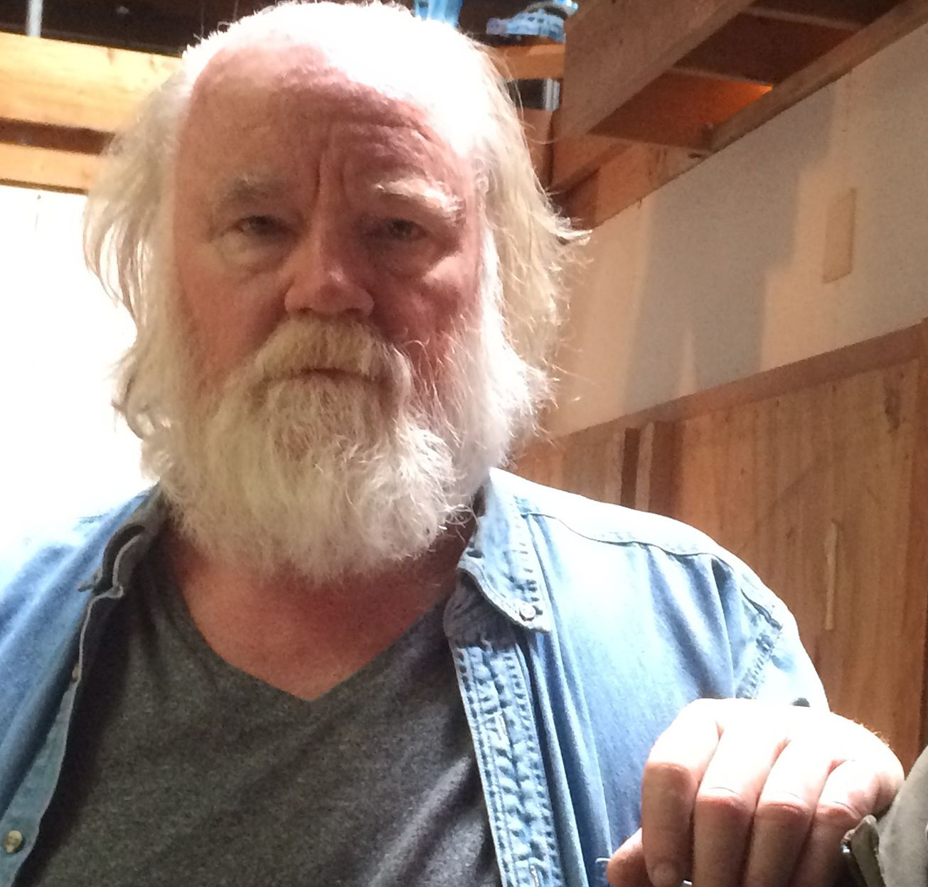 Phil Tippett at Tippett Studios.