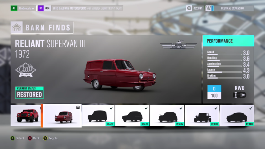 Forza Horizon 3: Barn Finds Guide | Shacknews
