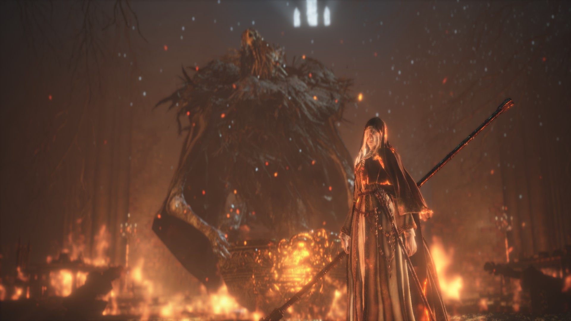 Dark Souls 3: Ashes of Ariandel - How to defeat Sister Friede