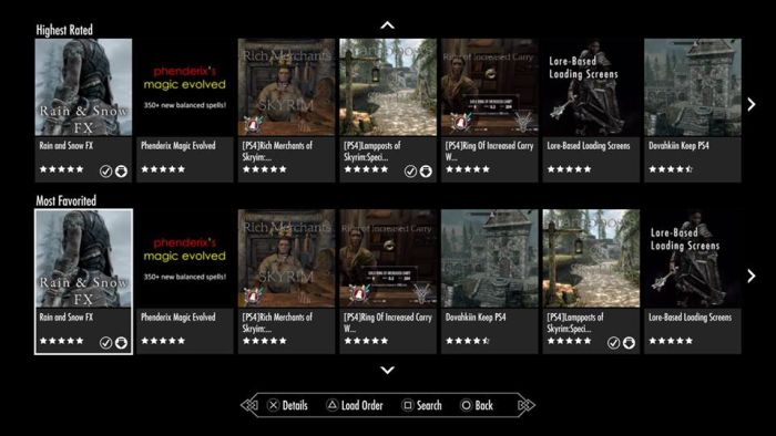 Skyrim Special Edition: How to Install Mods on PS4 and Xbox