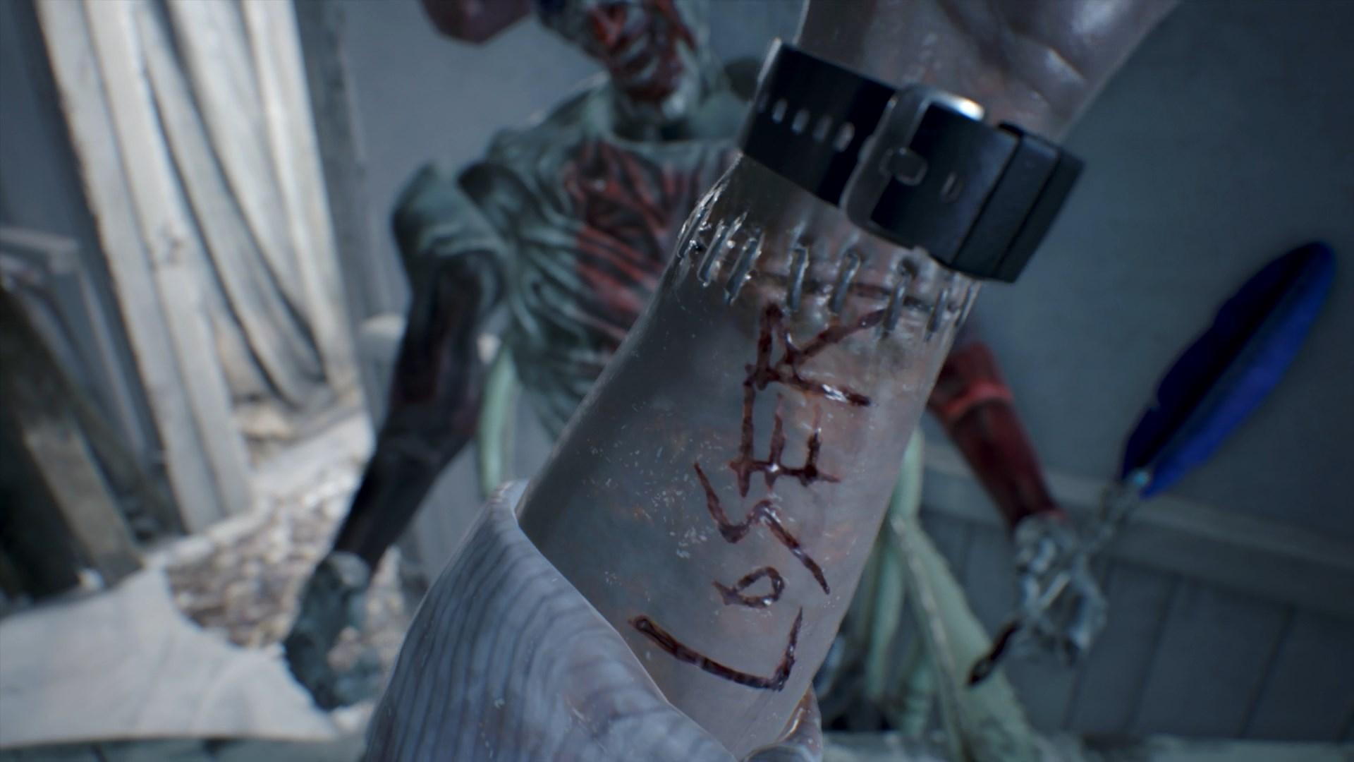 resident evil 7 ethan hand