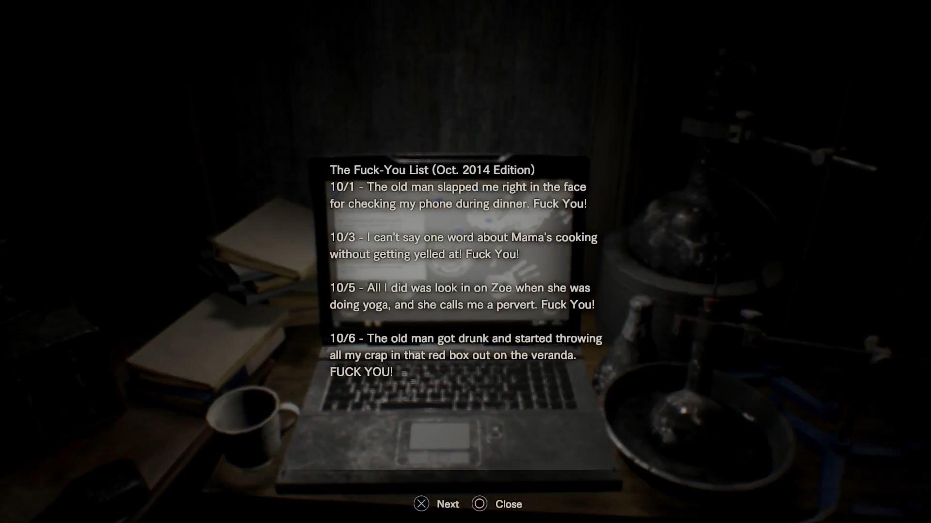 How to Get Resident Evil 7 Daughters True Ending | Shacknews