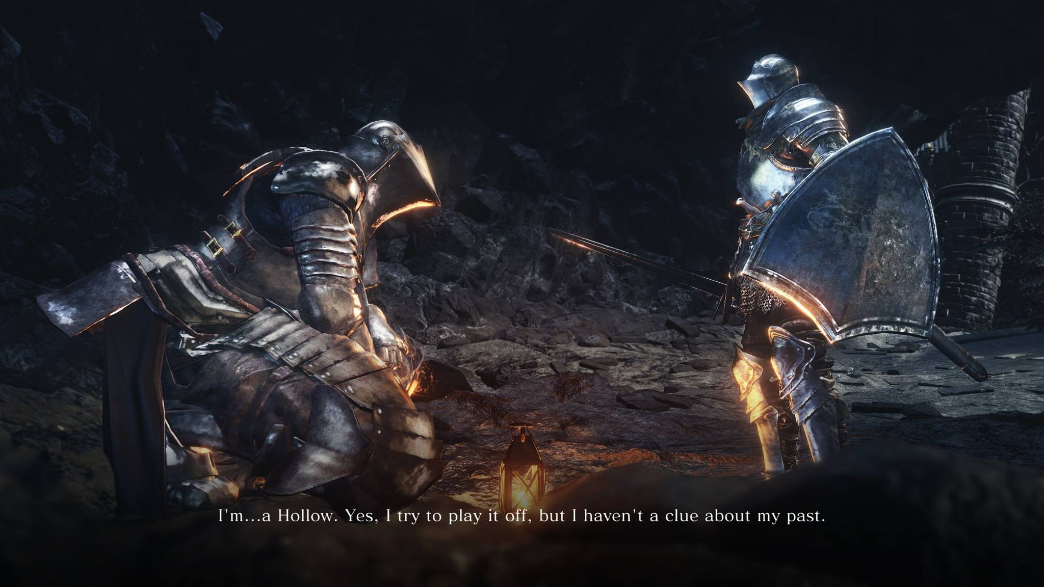 Dark souls 3 patches quest guide | Dark Souls III: Siegward NPC