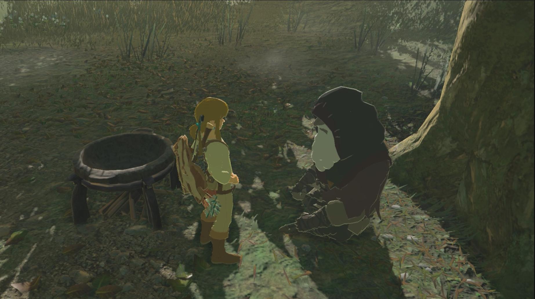 Zelda Breath Of The Wild How To Cook Shacknews