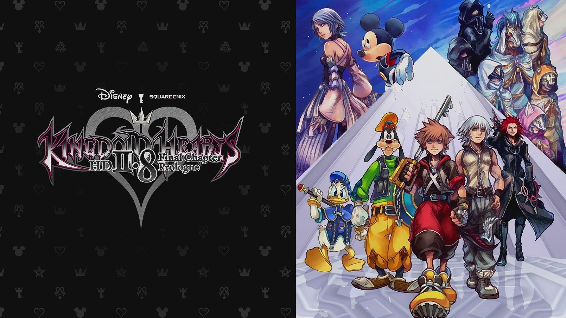 Kingdom Hearts II.8 HD Final Chapter Prologue
