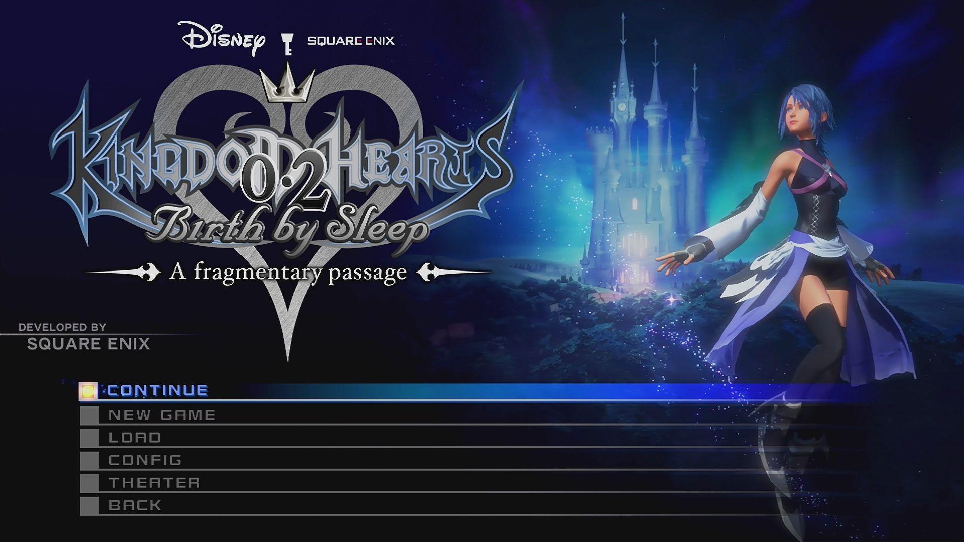 Kingdom Hearts 0.2 Birth by Sleep - A fragmentary passage -