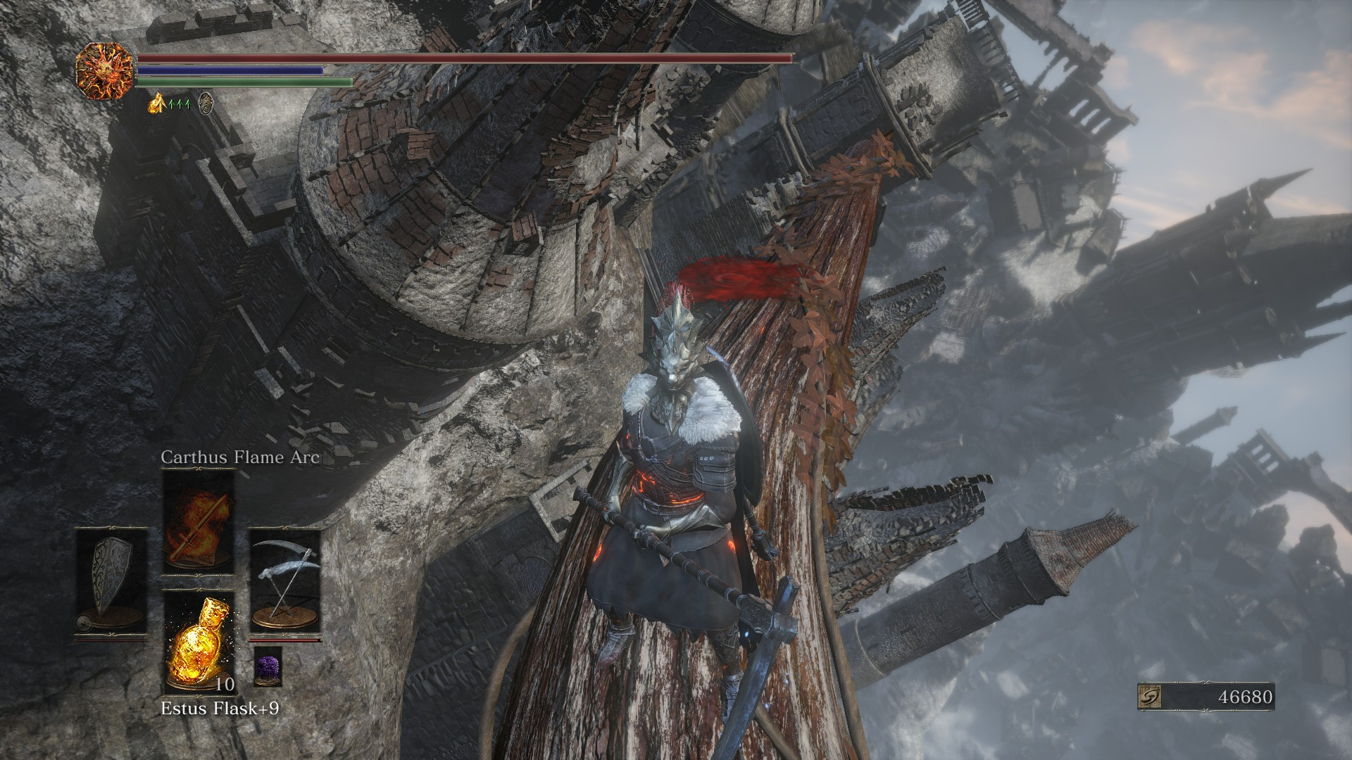 Review Dark Souls 3 The Ringed City Ups And Downs Shacknews