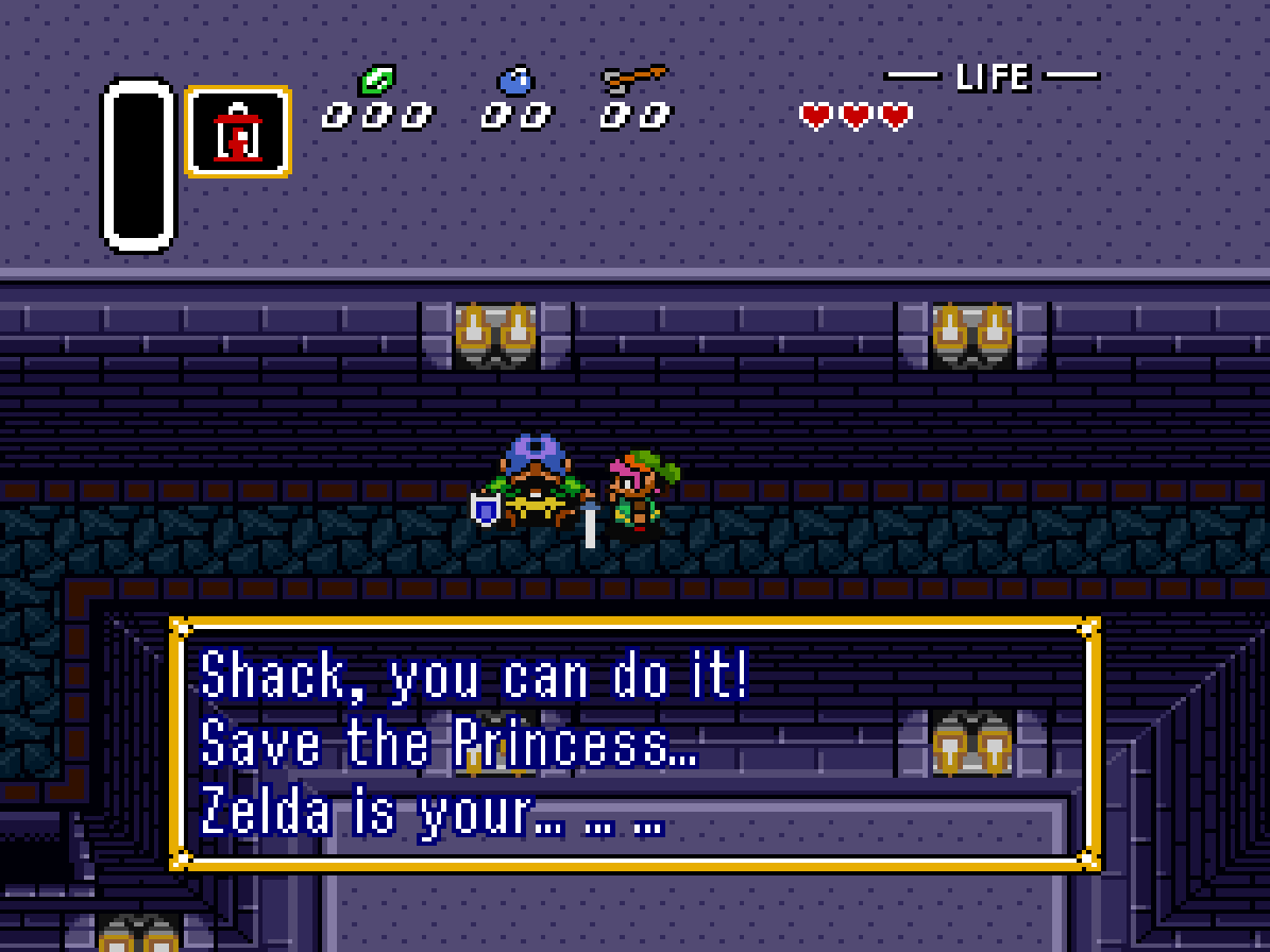 A Link to the Past was released 25 years ago today on the SNES