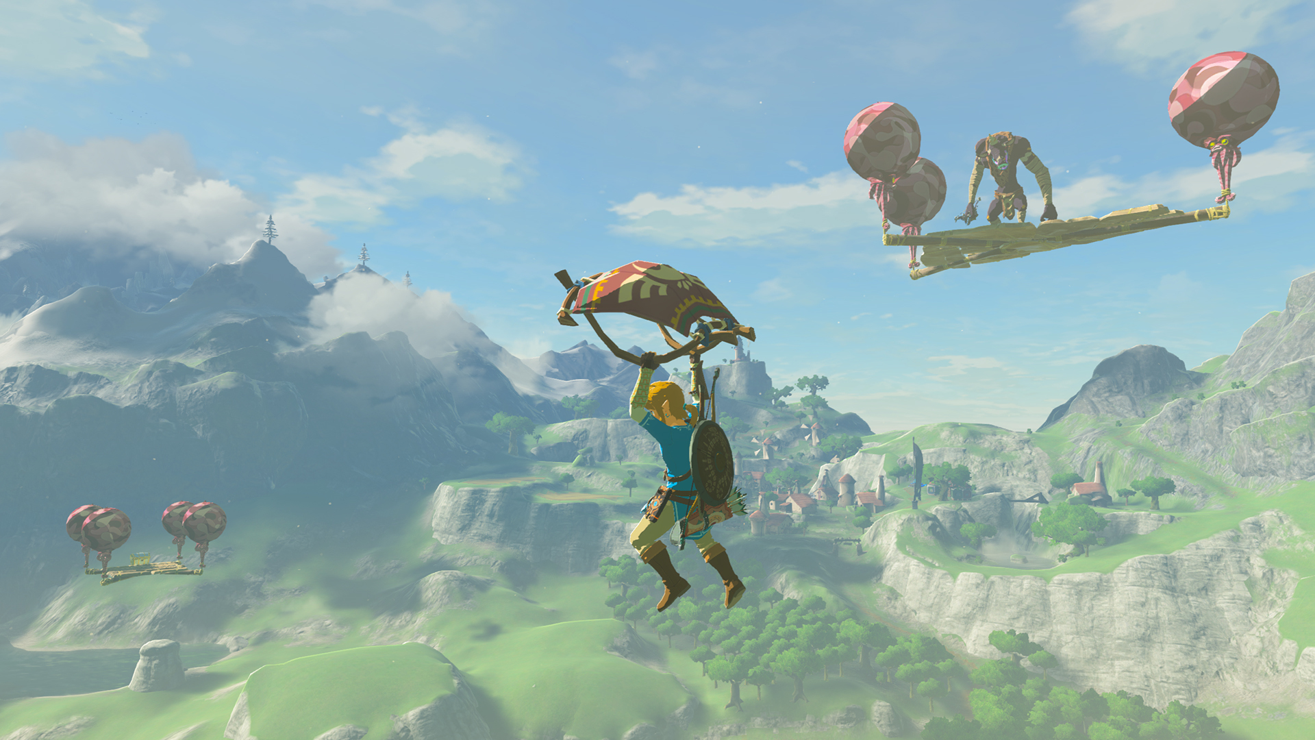 Zelda: Breath of the Wild's DLC Detailed, Language Patch Available