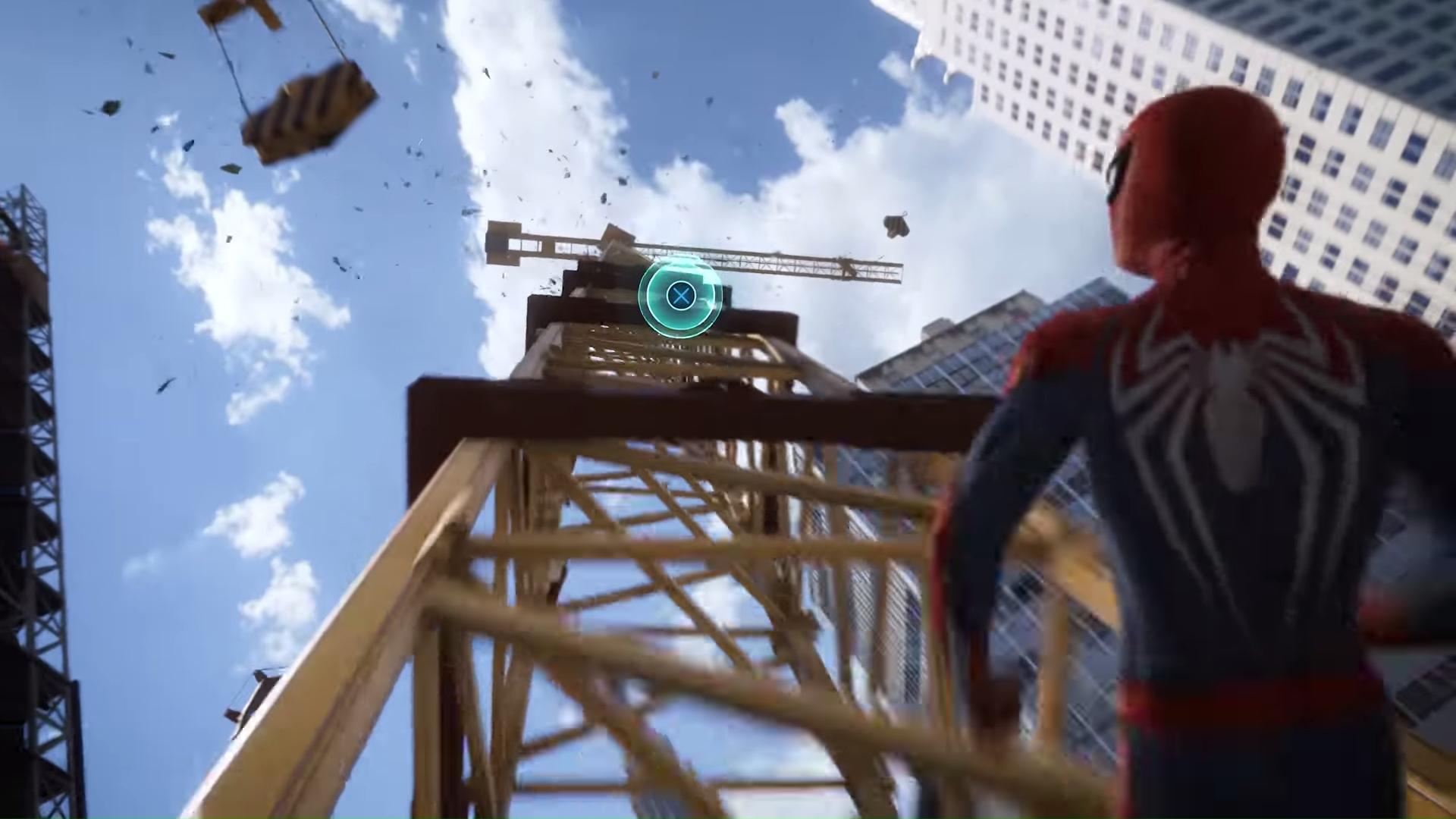 Image result for Spider-man QTE