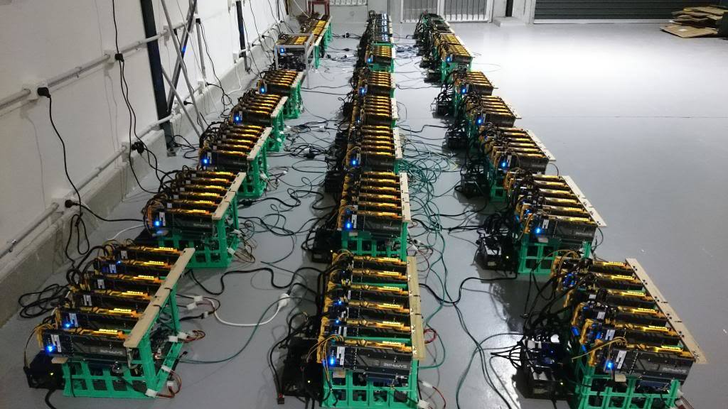 Ethereum Cryptocurrency Mining Continues to Impact NVIDIA