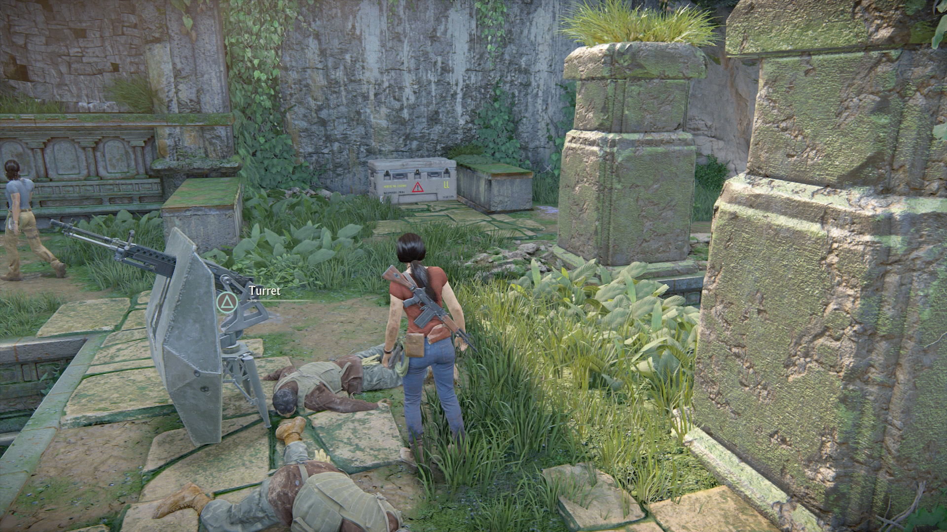 Uncharted The Lost Legacy All Lockbox Locations Shacknews