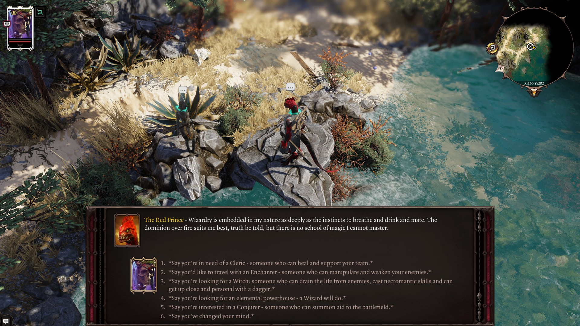 Divinity: Original Sin 2 - Character Creation and Beginner's