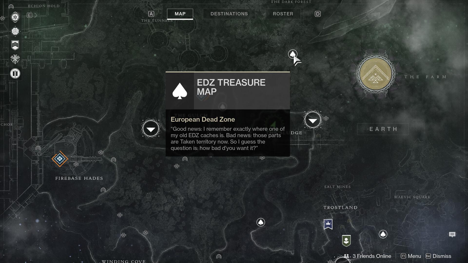 cache it in destiny 2