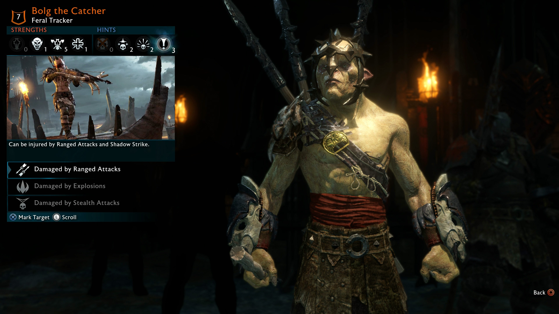 Shadow Of War Interrogate Worms And Kill Captains Shacknews