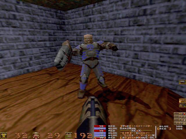 Threading the Needle: The Making of Quake Team Fortress | Shacknews
