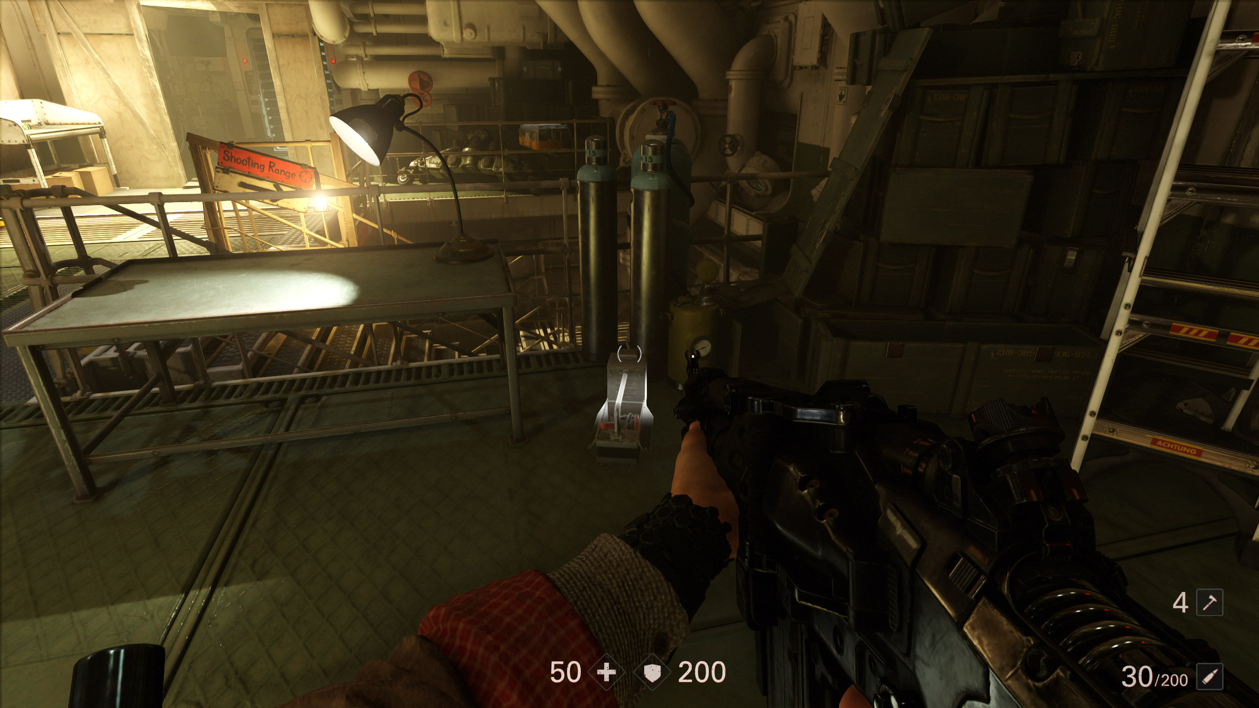 Wolfenstein 2 Subway Map.Wolfenstein 2 Weapon Upgrade Kit Locations Shacknews