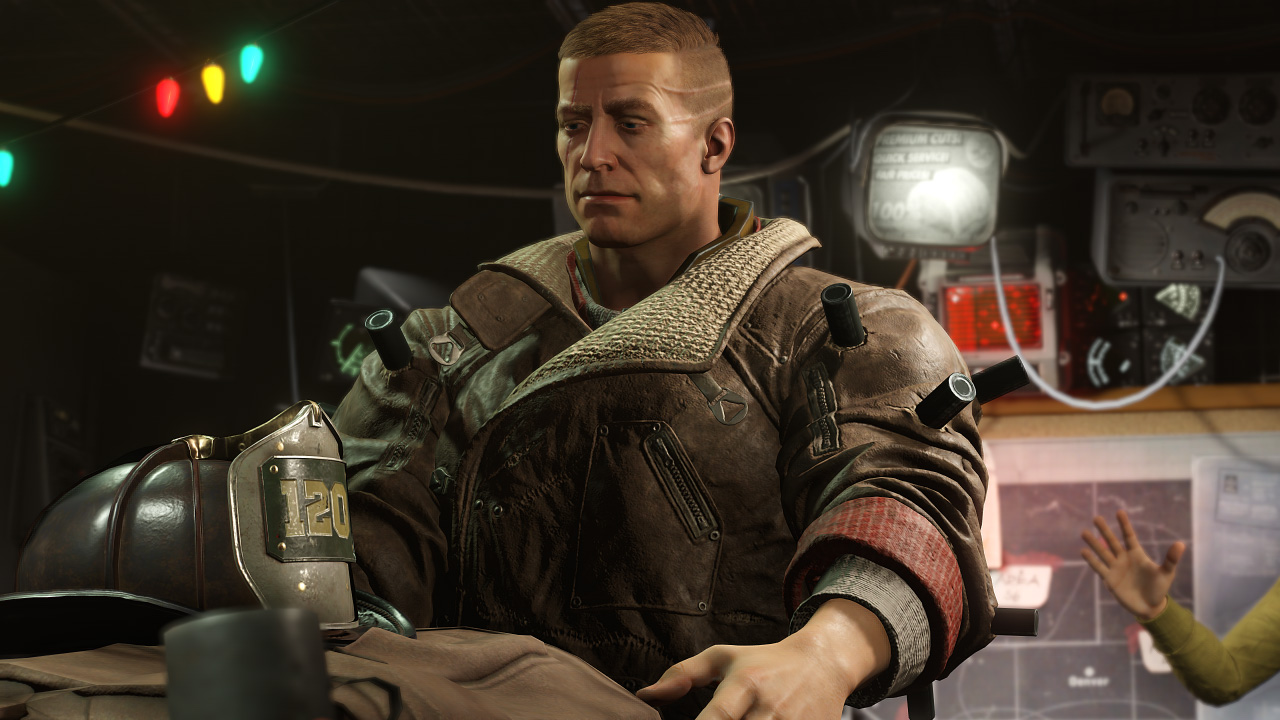 Wolfenstein 2 - Who is the Voice Actor for William 'B J ' Blazkowicz