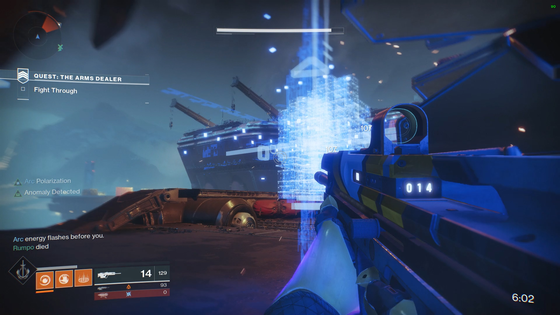 Destiny 2 - Arms Dealer Quest Guide   Shacknews