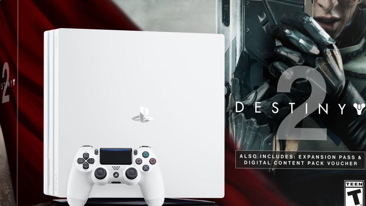 Destiny 2 - Black Friday PS4 Pro Bundle | Shacknews