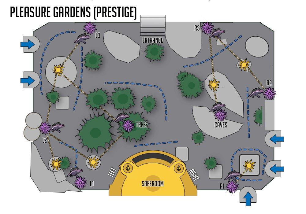 Destiny 2 Raid Karte.Destiny 2 Pleasure Gardens Prestige Map Shacknews