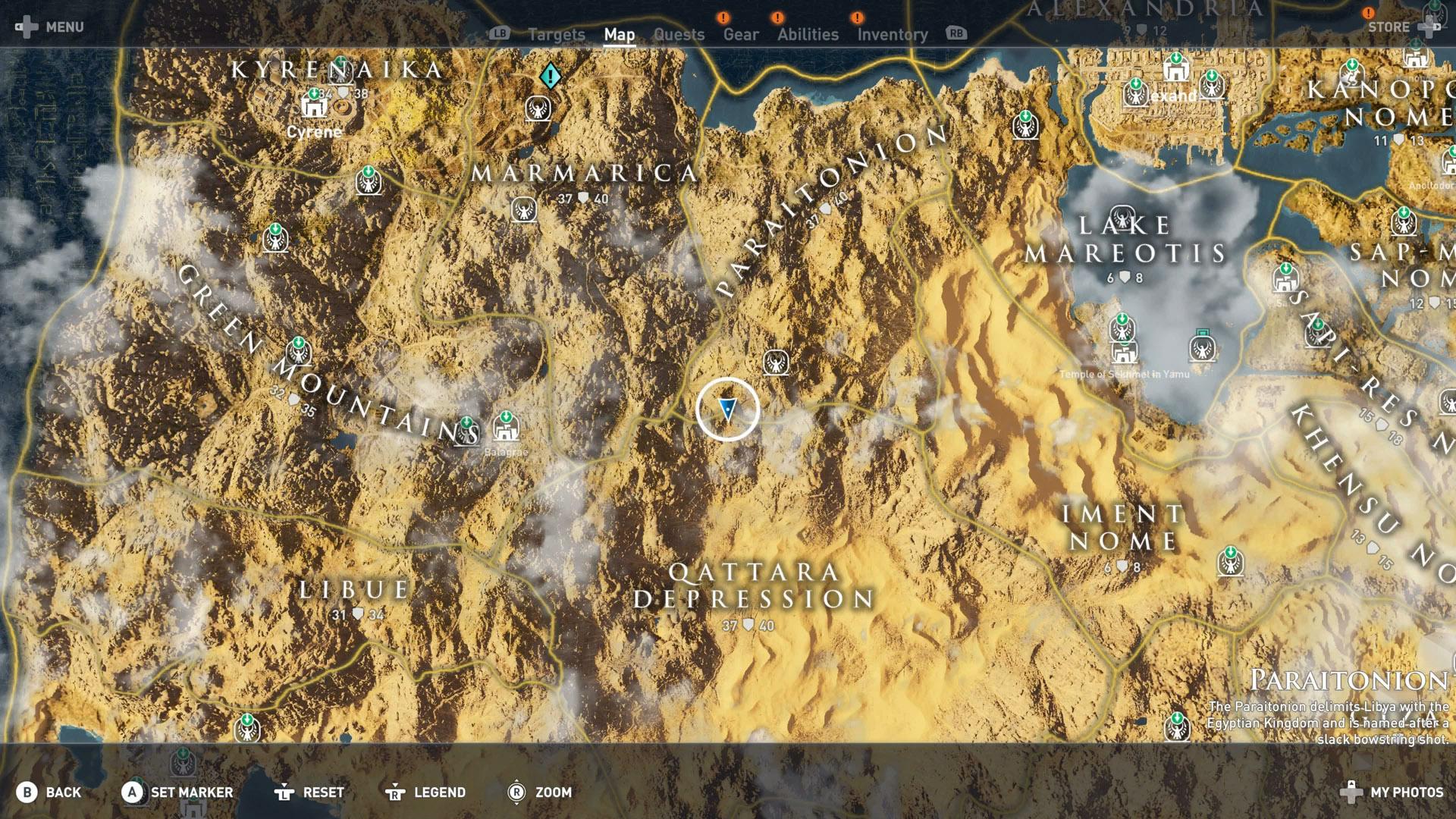 Assassin S Creed Origins Fast Travel Broken