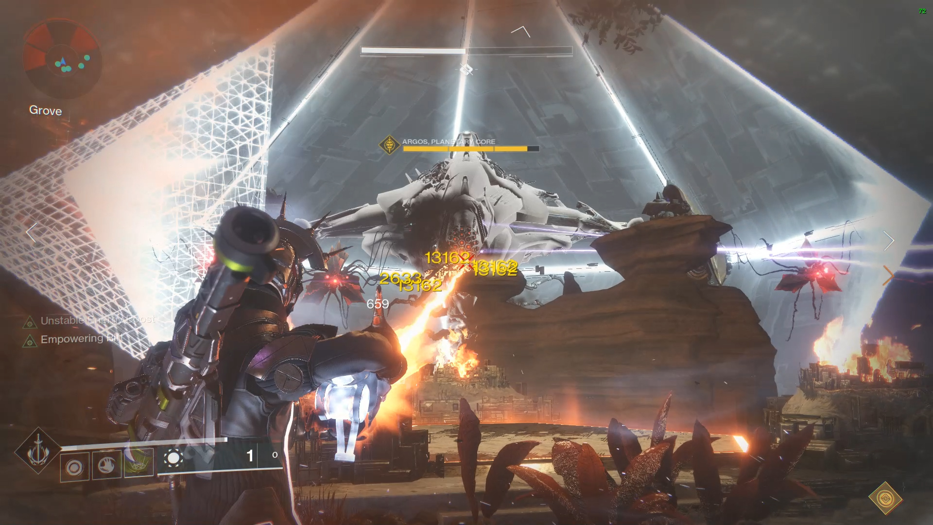 Destiny 2 eater of worlds raid lair complete guide shacknews when all three reach the center the shield will break and you must deal damage to argos gumiabroncs Choice Image