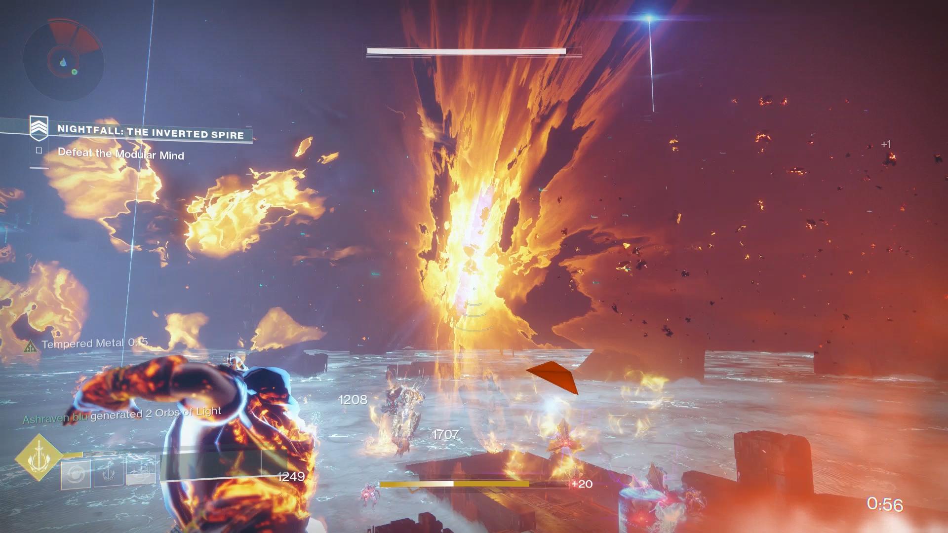 Destiny 2 - The Inverted Spire Nightfall Guide | Shacknews