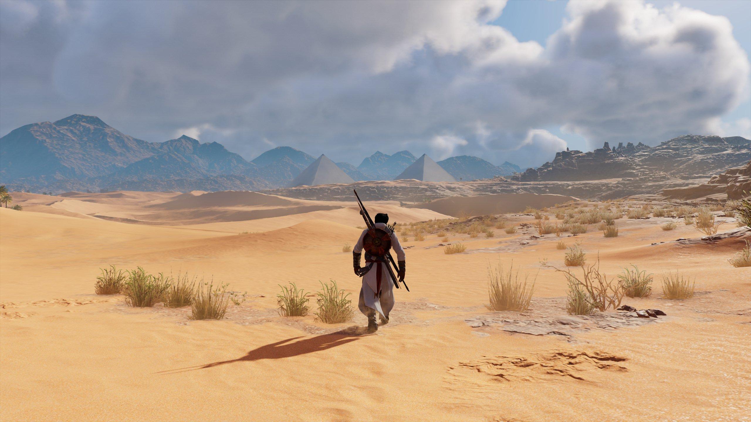 Shacknews Best Graphics Of 2017 Assassin S Creed Origins Shacknews