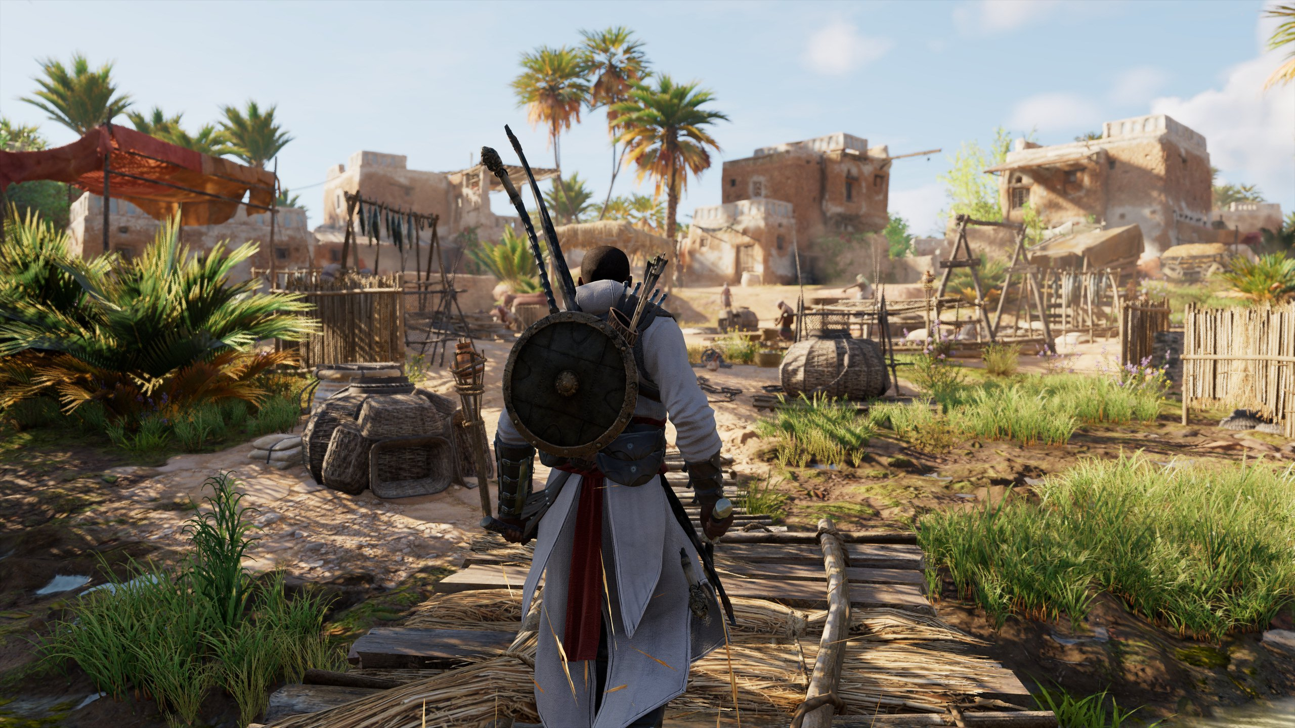 Shacknews Best Graphics Of 2017 Assassin S Creed Origins Shacknews