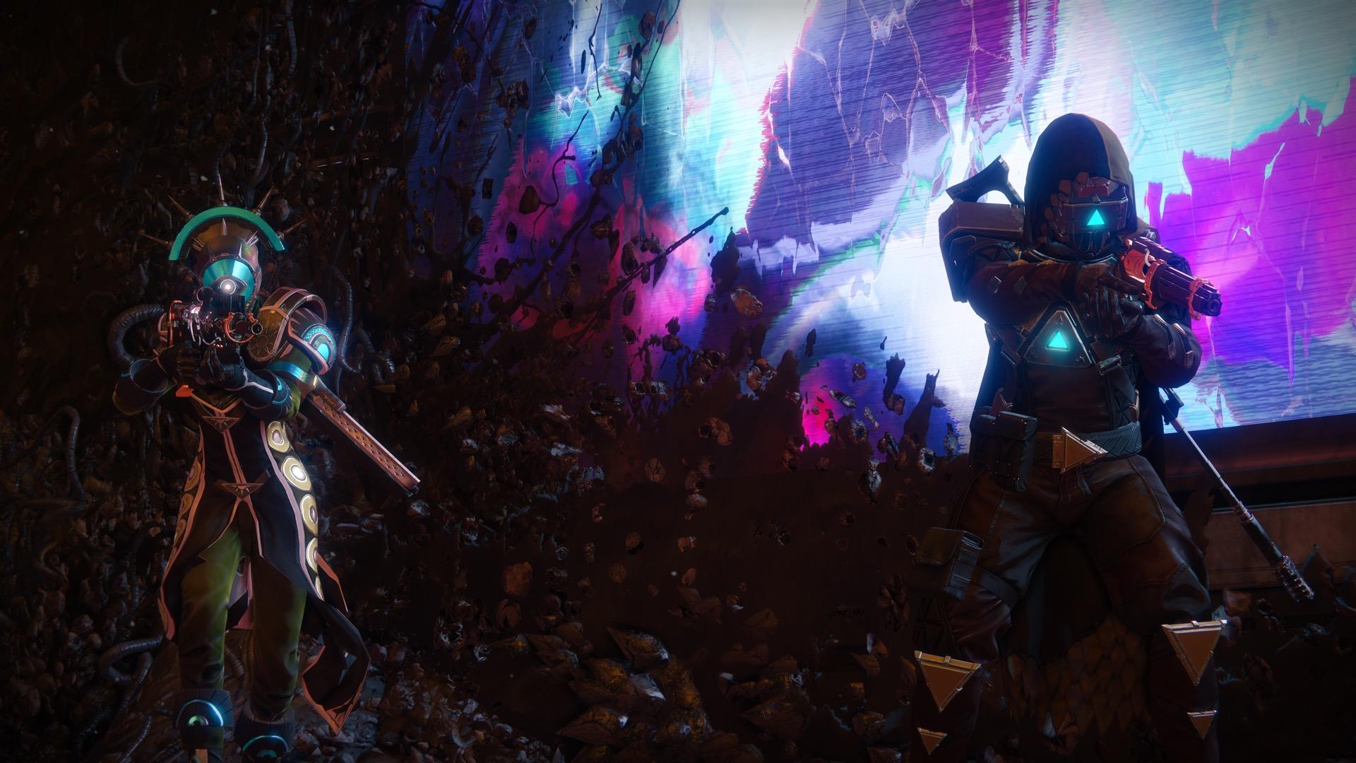 Уровень силы персонажа в Destiny 2