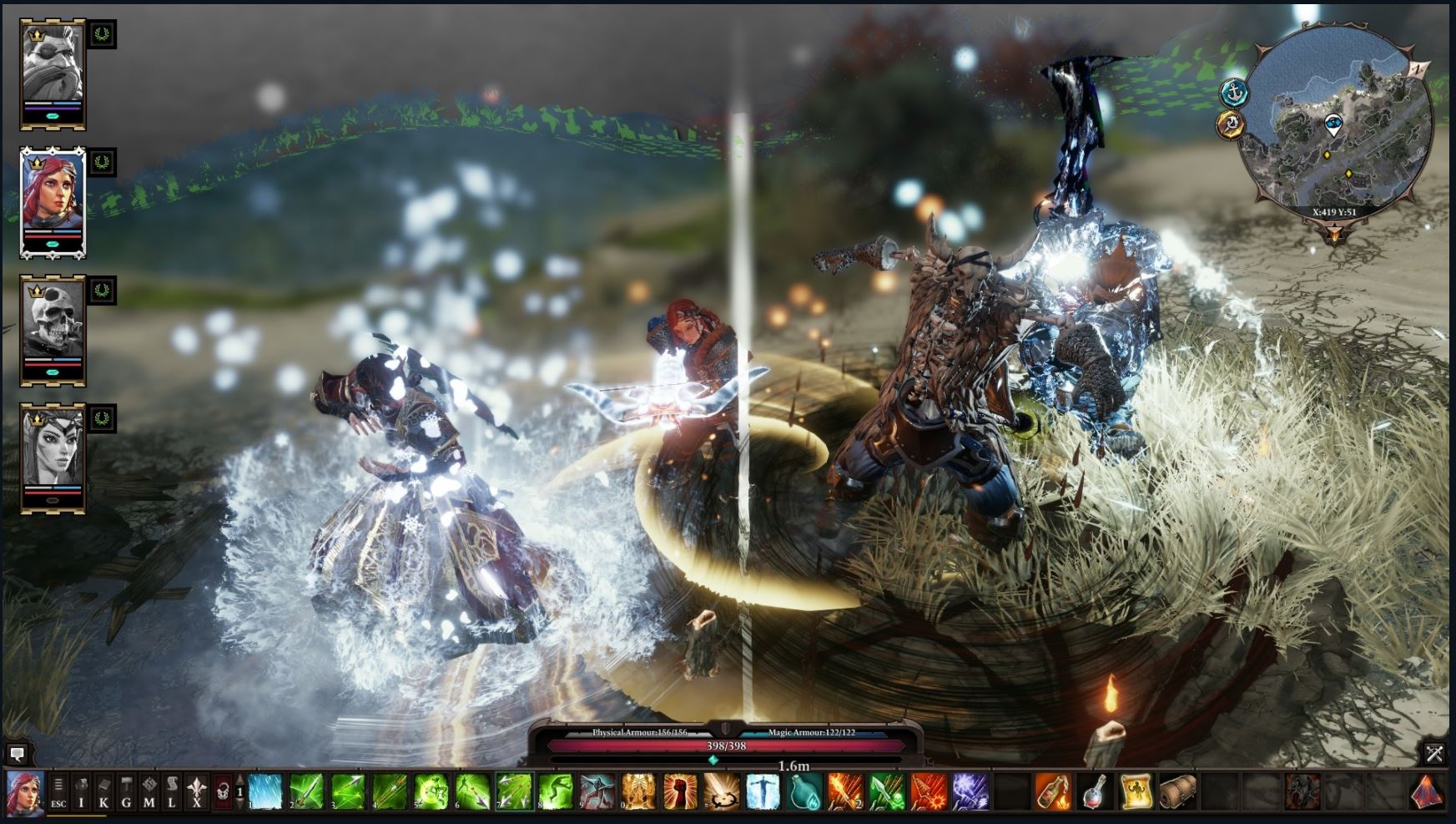 Shacknews Best PC Game of 2017: Divinity: Original Sin 2