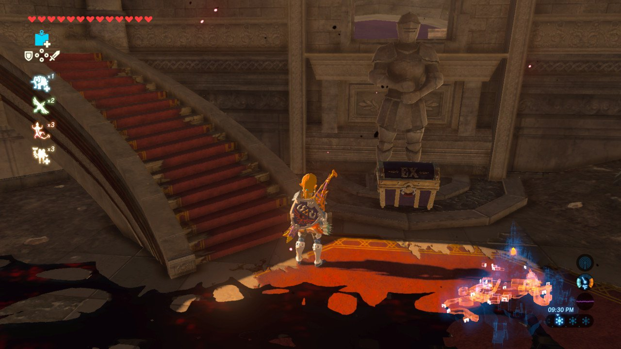 Zelda: Breath of the Wild - Where To Find Royal Guard